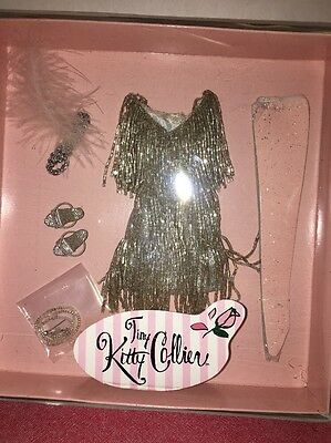 """~DROP DEAD GORGEOUS~TINY KITTY~10"""" Fashion Doll OUTFIT  NRFB"""