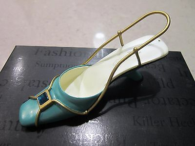 Nib Just The Right Shoe By Raine 2002 Elegant Touch #25347 New