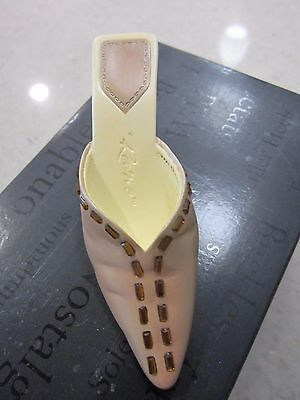 Nib Just The Right Shoe By Raine 2002 Radiance #25344  New