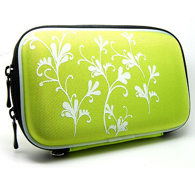 Hard Case Bag Protector For Seagate Freeagent Expansion Goflex Portable _c