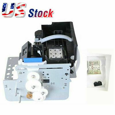 USA Mutoh VJ1604E/1624 Pump Capping Assembly Maintenance Cap Station DX5 Solvent