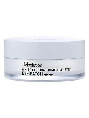 JM Solution White Cocoon Home Esthetic Eye Patch -60 Sheets +Free Gift & Samples