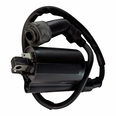 External Ignition Coil With Cap For Yamaha Motorcycles 1993 1994 1995 1996 1997
