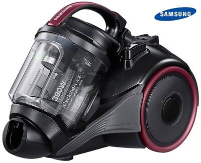 Samsung Anti Tangle Canister Vacuum Cleaner Bagless - SC15K4170VP - Brand New