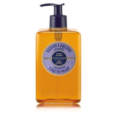 NEW L'Occitane Lavender Liquid Soap 500ml