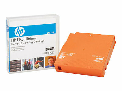 Hp Lto Cleaning Tape   (C7978A)