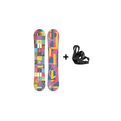 Pack Snowboard Femme Burton Feather + Citizen