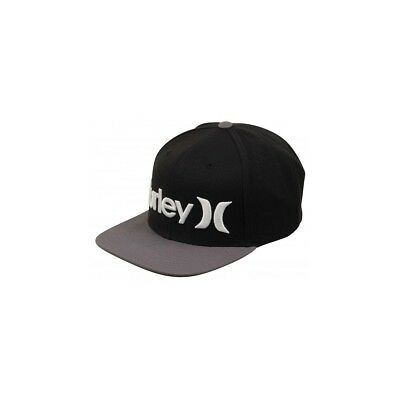 Casquette Hurley One&only Snapback Dark Grey