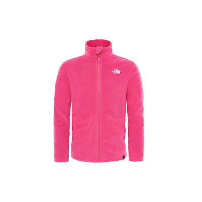 Polaire The North Face Snow Quest Fz Pink