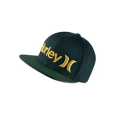 Casquette Hurley One Only Snapback Green