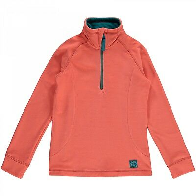 Polaire O'neill Pg Slope Half Zip Fusion Coral