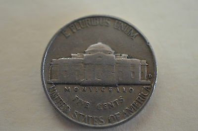 1940 Usa  Five Cents
