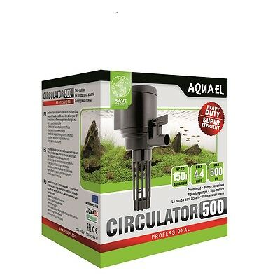 Aquael Pumpe CIRCULATOR 500,1000,1500,2000 Strömungspumpe