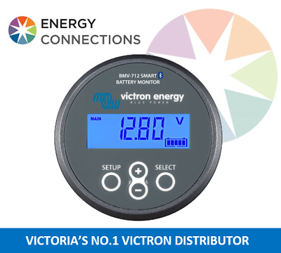 Victron Smart Battery Monitor BMV 712 - Built In Bluetooth