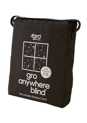 The Gro Company Gro Anywhere Blackout Blind- size of 130 cm by 198 cm