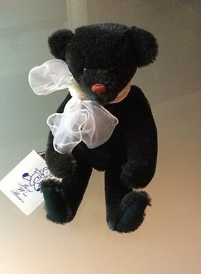 Extremely Rare Artist Bear 'Pickles' By Just Wee Bears Handmade By Lenore DeMent