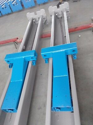 Electro-Hydralic Two-Post Lift 4000Kg,clear Floor