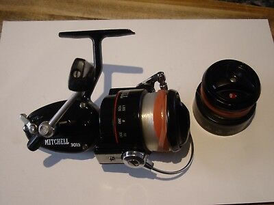 Mitchell 301S  reel in very nice condition .