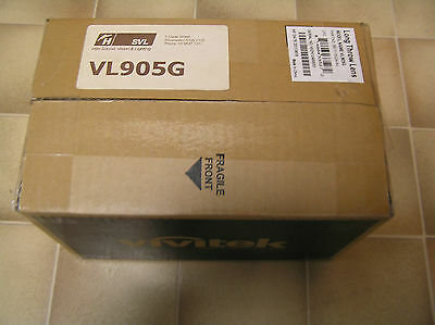 Brand New Vivitek VL905G 5000 series middle zoom projection lense