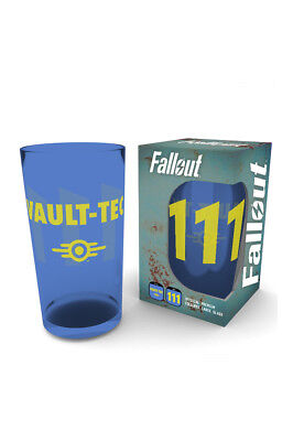 Fallout, Glas Groß 500ml GLB0137