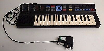 Vintage PSS-100 Portasound Digital Recording Keyboard with AC Adapter