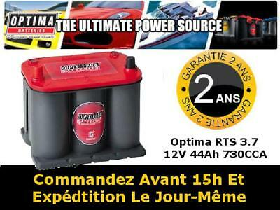 Batterie Optima Red Top Rts 3.7 44Ah 730Cca