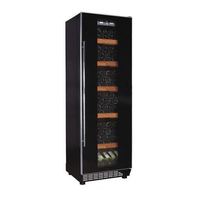 209 Bottle Wine Cooler 450L Refrigerator Drink Fridge Champagne Chiller Bar Pub