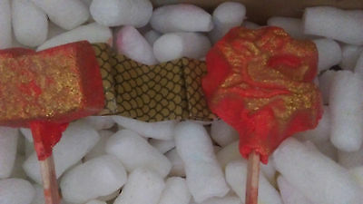 LUSH Bubble Bar Drachen neu OVP kitchen Exclusive UK Badekugel chinese new year