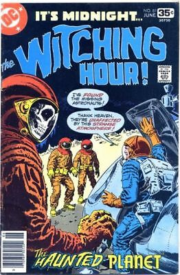 Witching Hour 81 Dc American Comic