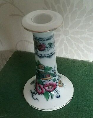 Antique Candle Stick  Losol Pottery Keeling & Co