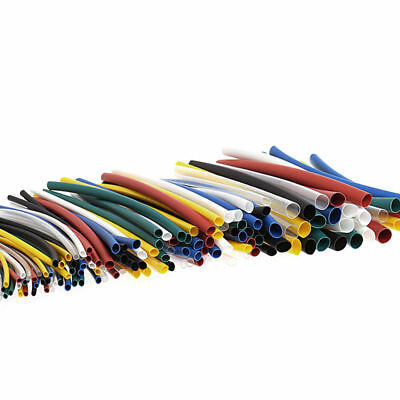 140PCS 2:1 Heat Shrink Tubing Sleeving Wrap Electrical Wire Cable Assorted Kit