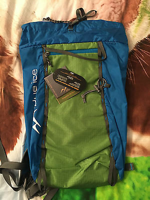 Blue Ice Dragonfly BACKPACK 18 LITRE BNWT