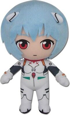**Legit** Evangelion EVA 8'' Authentic Plush Unit-00 Pilot Rei Ayanami #52302