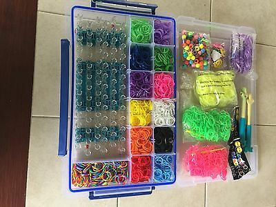 Rainbow Loom Band Kit