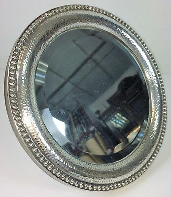 Rare miroir de table kristiansson eur 1 00 picclick fr for Miroir d argent