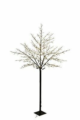 Lightshare Frosted Ball City Tree Brown