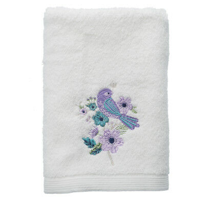NEW Pilbeam Embroidered Liberty Bloom Hand Towel