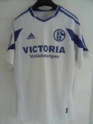 FC Schalke 04 Germany football Adidas shirt
