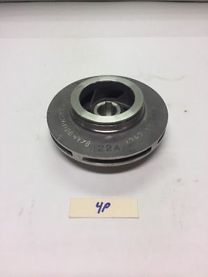Flowserve Pump Impeller P/N 1767125 *Fast Shipping* Warranty!