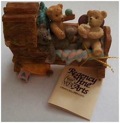 Regency Fine Arts 'Bears at Home'