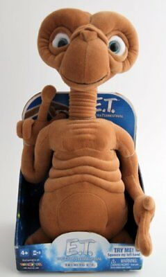 """Talking 13"""" E.T. The Extra Terrestrial Toys R Us Exclusive by Thinkway Toys"""