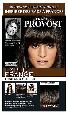 Franck Provost Expert Extensions Brun Profond - Extension cheveux