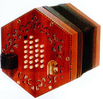 Clinkscale ( By Stagi ) English Concertina