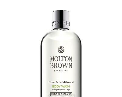 Molton Brown Coco & Sandalwood Body Wash 50ml Travel Size