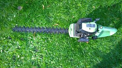 Petrol Hedge trimmer Used