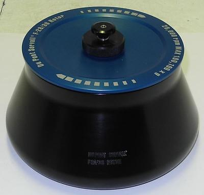 DuPont Sorvall F28/36 Supraspeed Centrifuge Rotor 12-Place Fixed Angle 28,000rpm