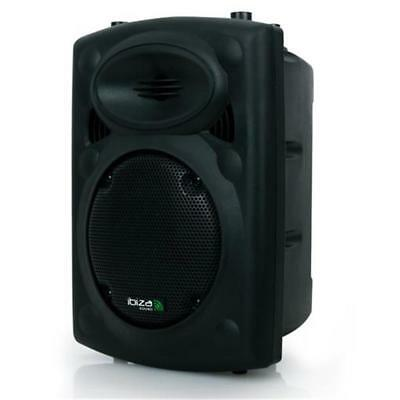 8 Inch Active Speaker 300W Mobile Disco Party 2-Way Eq Usb Sd Mp3 Playback New