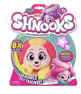 Shnooks Plush Toy - variety of styles and with accessories