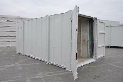 Storage Container / Shipping Container / Site Store 21' x 8'