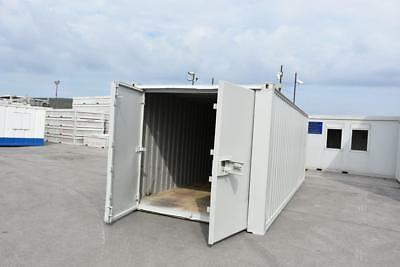 24' x 9' Site Store / Storage Container / Shipping Container